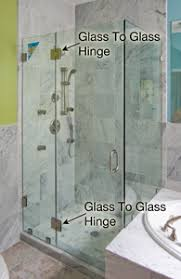 Shower Door Hinge Pivot Shower Door Cost Comparison Dulles Glass And Mirror