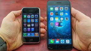 Iphone by Iphone 1 Vs Iphone 7 Plus This Is How Far We U0027ve Come In 10 Years