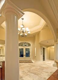 Pillars Decoration In Homes by 27 Gorgeous Foyer Designs U0026 Decorating Ideas Designing Idea