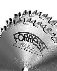 forrest table saw blades dk082414 3 pc 3 16 1 4 width dado set for undersize plywood