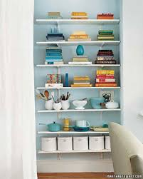 Bookshelf Organization Gentle Reminders Organizing Martha Stewart