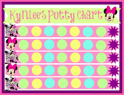 Mickey Mouse Potty Seat Instructions by Minnie Mouse Potty Chart This Has Been Working With Stickers