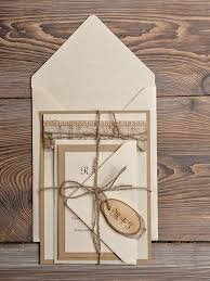 rustic chic wedding invitations mod finds rustic chic wedding invitations modwedding