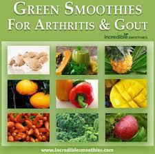 5 green smoothies for arthritis u0026 gout davyandtracy com