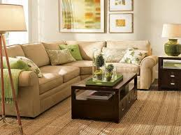 Living Room Color Schemes Brown Couch Delectable 60 Brown Green Themed Living Room Inspiration Design