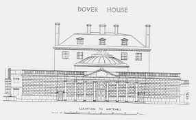 plate 46 dover house elevation whitehall british history online