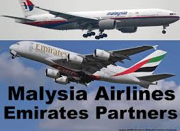 emirates airlines wikipedia malaysia airlines enrich now partner with emirates to earn redeem
