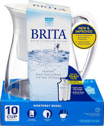 brita monterey pitcher system plus 2 advance brita filters bj u0027s