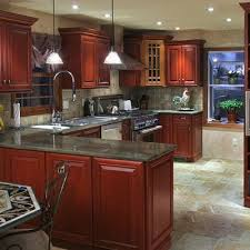 pictures kitchen cabinets black granite with cherry cabinets kitchen jpg kitchen