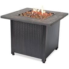 outdoor gas fireplace endless summer gad1401m lp lifetime anywhere