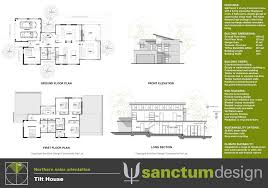 sanctum design environmentally responsible home building plans