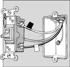 how to replace a three way light switch dummies