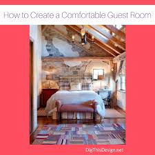 guest room tips to impress visitors dig this design