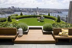 special ideas rooftop garden home designs