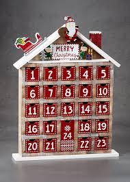 christmas calendar wooden christmas advent calendar reusable advent calendars