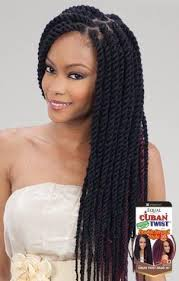 cuban twist hair freetress equal synthetic hair braids double strand style cuban