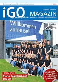 Igo Magazin Herbst 2015 By New Media Works Issuu