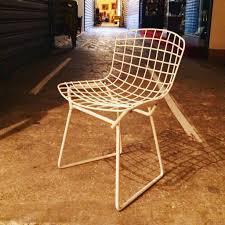 chaise vintage enfant chaise baby de harry bertoia u2013 les passions de tom
