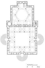 floor plan of malika safiyya mosque archnet plan pinterest