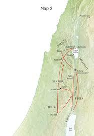 Gennesaret Map Watchtower Online Library