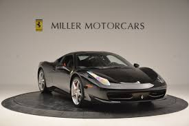 maserati ferrari 2013 ferrari 458 italia stock 4437 for sale near westport ct
