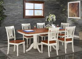 round wood dining table set sears