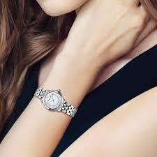 diamond stainless steel bracelet images Ladies raymond weil tango mother of pearl diamond set dial jpg