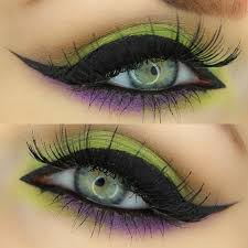 Spellbound U0027 Halloween Witch Eye Make Up Tutorial The Classic