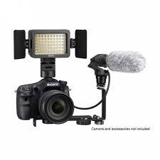 sony hvl le1 handycam camcorder light sony hvl le1 led light ted s cameras