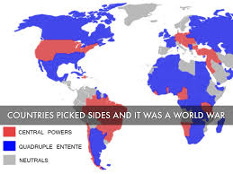 World War 3 Map by Wwi Storyboard By Will Stein