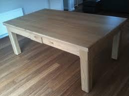 Oak Dining Table Uk Dining Table Pool Tables Uk Manufacturer Oak Walnut Teak Ash Or