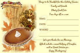 thanksgiving invitation iv by zandkfan4ever57 on deviantart