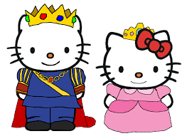 prince dear daniel and princess kitty by kingleonlionheart on