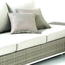 coussin d assise pour canapé coussin canape exterieur coussin salon de jardin coussin pour