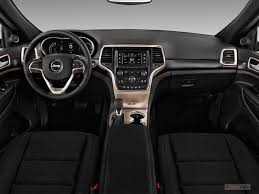jeep grand cherokee interior 2018 2018 jeep grand cherokee pictures dashboard u s news world report