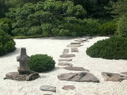 Zen Garden Rocks Backyard Rock Gardens Backyard Rocks Stepping Stones Are