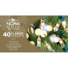 noma 40 classic filament mini lights clear groves