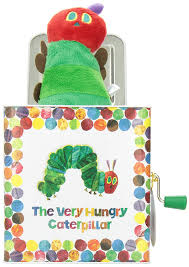 eric carle invitations world of eric carle the very hungry caterpillar jack in the box