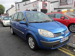 renault scenic 2005 7 seater used renault grand scenic cars for sale in maidstone kent