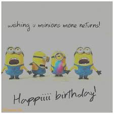 birthday cards inspirational minion birthday cards online make
