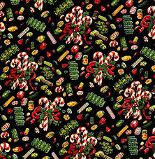 vintage christmas wrapping paper vintage christmas wrapping paper 1950s christmas wrapping flickr