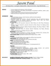 example of a professional resume smartness examples of