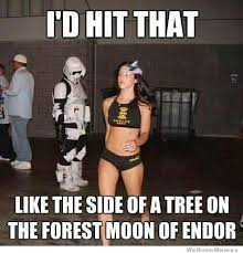Star Wars Stormtrooper Meme - i d hit that like weknowmemes
