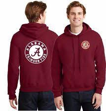 alabama sweatshirt college ncaa ebay