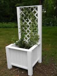 ana white planter box with trellis diy projects