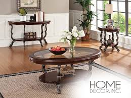 Coffee And End Table Sets Fabulous Coffee And Side Table Set With Adorable Coffee And End