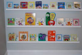 Kids Wall Shelves by Nursery Wall Shelves For Books Affordable Ambience Decor