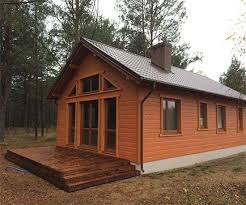 Canadian Houses Canadian Wooden House Skeleton House Wooden Timber Houses And