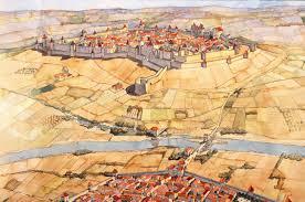 Carcassonne France Map by Carcassonne Jeanclaudegolvin Comjeanclaudegolvin Com