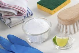 simple methods to clean your home with baking soda